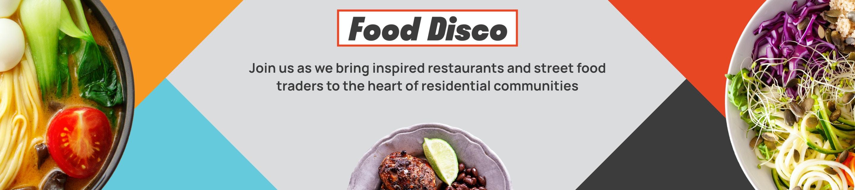 Food Disco hero image