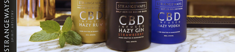 Strangeways CBD Spirits hero image