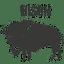 Bison beer square fb g
