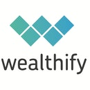 Wealthify logo stacked colour pos cmyk