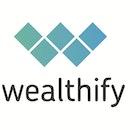Wealthify logo stacked colour pos cmyk