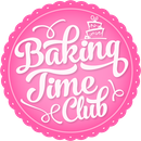 Baking time club vector