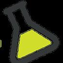 Alivelab logo grey