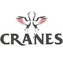 Cranes  2 bird logo  social media