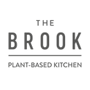 The brook logo square