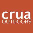 Crua square stacked logo