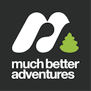 Much Better Adventures logo