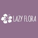 Lazy flora logo for hone homework