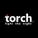 Torch trademark black square